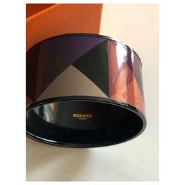 Hermès-Bracelet émail-Multicolore