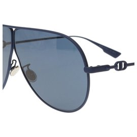 Dior-DIOR 'DIORCAMP' SUNGLASSES blue-Blue