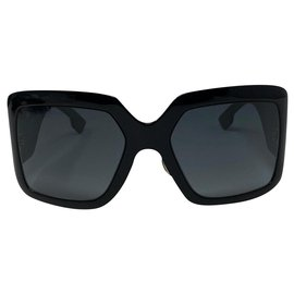 Dior-Dior DIOR SO LIGHT 2Black / gray Shaded mask sunglasses-Black