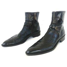 Cesare Paciotti-Boots-Brown