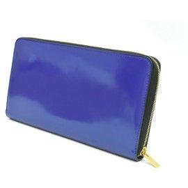 Céline-Celine wallet-Blue