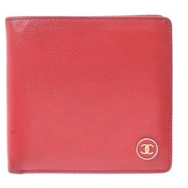 Chanel-Chanel wallet-Red