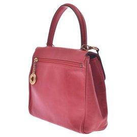 Céline-Céline shoulder bag-Red