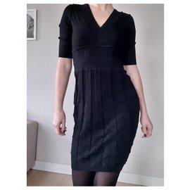 M Missoni-Robes-Noir