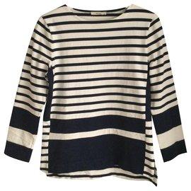 Céline-Knitwear-Blue