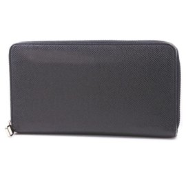Louis Vuitton-Louis Vuitton Zippy Organizer-Black