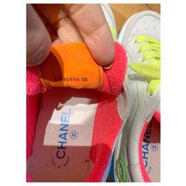 Chanel-sneakers-Multicolore