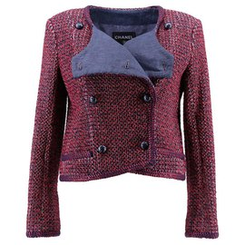 Chanel-NEW tweed jacket-Multiple colors