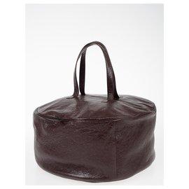 Balenciaga-Balenciaga Air bag nouveau-Violet
