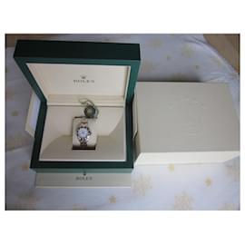 Rolex-Belles montres-Blanc