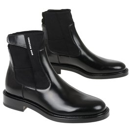 Dior-Ankle Boots-Black