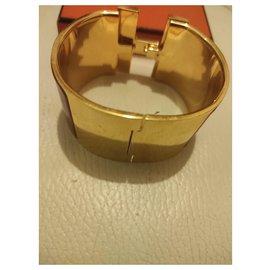 Hermès-Bracelet Clic H Extra large-Rouge