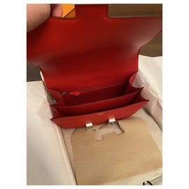 Hermès-Hermes Constance 24-Red