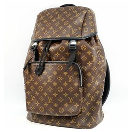 Louis Vuitton-Louis Vuitton Zack Backpack Mens ruck sack Daypack M43422-Other