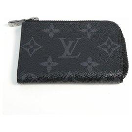 Louis Vuitton-Louis Vuitton Portumone Jules Mens coin case M63536-Other