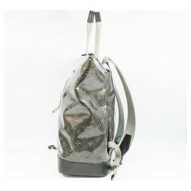Louis Vuitton-LOUIS VUITTON Glaze Zipped tote ruck sack Mens tote bag M43900-Other