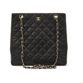 Chanel-CLASSIC TIMELESS RADIO-Black