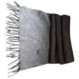 Burberry-Scarves-Grey