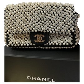Chanel-Timeless classic-Black