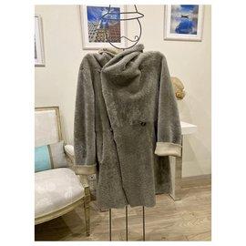 Sans Arcidet-Woolen skin-Grey