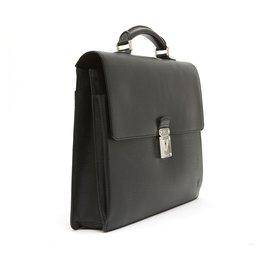 Louis Vuitton-BLACK EPI AMBASSADOR-Black