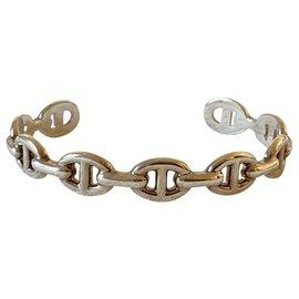 Hermès-Bracelets-Argenté