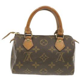 Louis Vuitton-Louis Vuitton Speedy-Marron