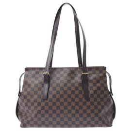 Louis Vuitton-Louis Vuitton Chelsea-Marron