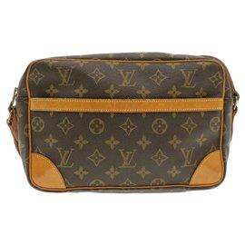 Louis Vuitton-Louis Vuitton Trocadéro-Brown