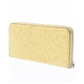 Chanel-Chanel wallet-Yellow
