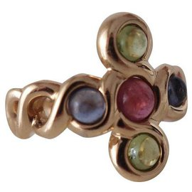 Chanel-baroque chanel ring-Multiple colors