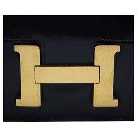 Hermès-Hermes Constance 1960's-Dark blue