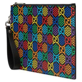 Gucci-Gucci GG Psychedelic Pouch-Multiple colors