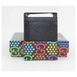 Gucci-Gucci psychedelic card case-Multiple colors