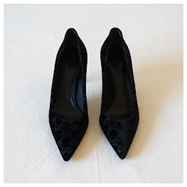 Gucci-Heels-Black