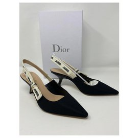 Dior-CHAUSSURES ESCARPINS DIORJ'ADIOR SLINGBACK-Noir
