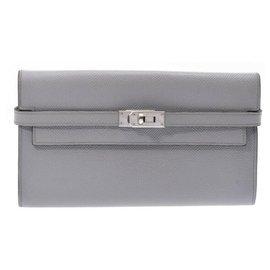 Hermès-hermes kelly-Grey