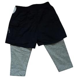 Diesel-Un pantalon-Noir,Gris