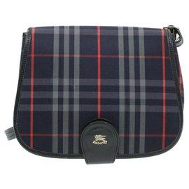 Burberry-Burberry Shoulder bag-Blue