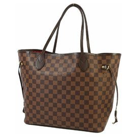 Louis Vuitton-LOUIS VUITTON Neverfull MM Womens tote bag N41358-Other