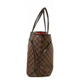 Louis Vuitton-LOUIS VUITTON Neverfull MM sac cabas pour femmes N41358-Autre
