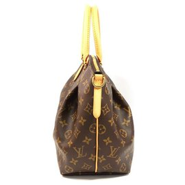 Louis Vuitton-LOUIS VUITTON Turenne MM Womens handbag M48814-Other