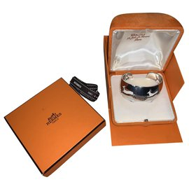 Hermès-bulrush-Silver hardware