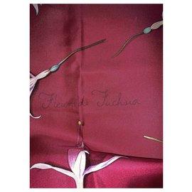 Hermès-Fuchsia flowers-Fuschia