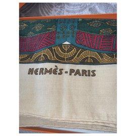 Hermès-ART OF STEPPES-Multiple colors