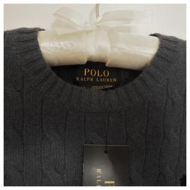 Polo Ralph Lauren-Sweaters-Blue
