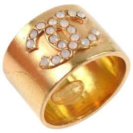 Chanel-Chanel ring-Golden