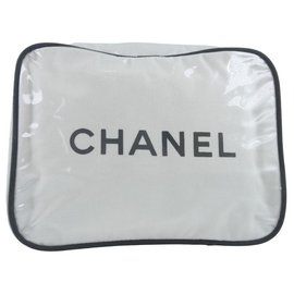 Chanel-Chanel clutch-White
