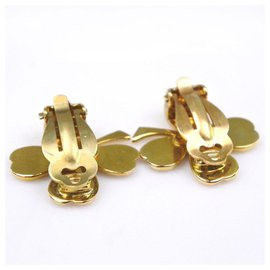 Chanel-Chanel earring-Golden