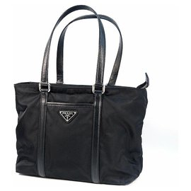 Prada-Prada Womens tote bag Nero( black)-Black,Other
